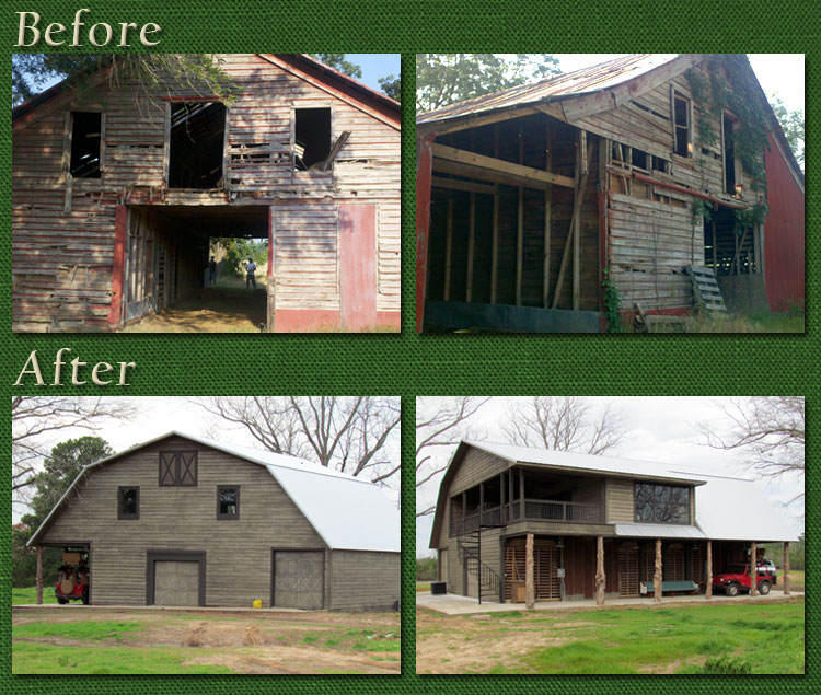 Renovation Collage